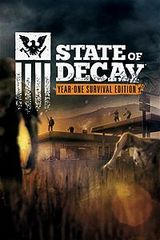 Jaquette State of Decay : Year-One Survival Edition