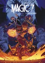 Couverture Le village des damnés - Magic 7, tome 6