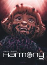 Couverture Omen - Harmony, tome 4