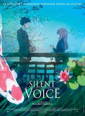 Affiche Silent Voice