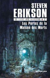 Couverture Les Portes de la Maison des Morts - Le Livre des Martyrs tome 2