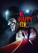 Jaquette We Happy Few