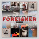 Pochette The Complete Atlantic Studio Albums 1977-1991