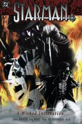Couverture A Wicked Inclination - Starman, tome 3