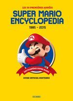 Couverture Super Mario Encyclopedia