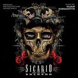 Pochette Sicario: Day of the Soldado (OST)