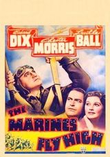 Affiche The Marines Fly High