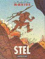 Couverture Stel - Le Monde d'Edena, tome 4