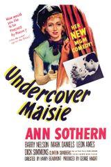 Affiche Undercover Maisie