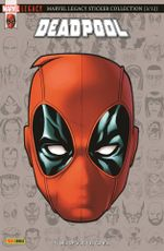 Couverture Deadpool tue Cable - Marvel Legacy : Deadpool, tome 1
