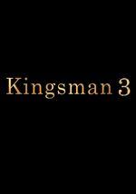 Affiche Kingsman 3