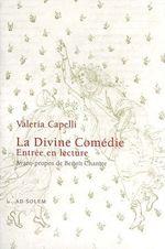 Couverture La Divine Comédie : Entrée en lecture