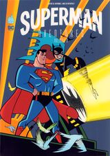 Couverture Superman Aventures, tome 3