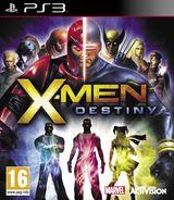 Jaquette X-Men Destiny
