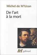 Couverture De l'art à la mort