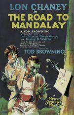 Affiche La Route de Mandalay