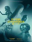 Couverture Enfers et fantômes d'Asie