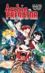 Couverture Archie vs. Predator