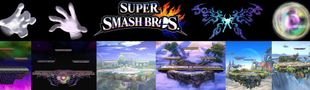 Cover Classement complet des stages de Super Smash Bros. !