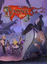 Jaquette The Banner Saga 3