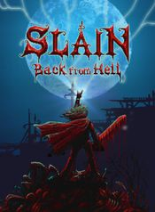 Jaquette Slain: Back from Hell