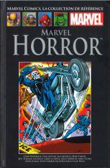 Couverture Marvel Horror