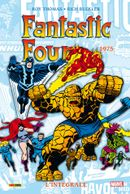 Couverture 1975 - Fantastic Four : L'Intégrale, tome 14
