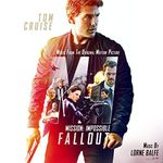 Pochette Mission: Impossible - Fallout (OST)