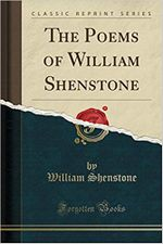 Couverture The Poems of William Shenstone