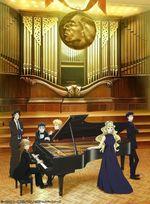 Affiche Piano no Mori (TV) 2