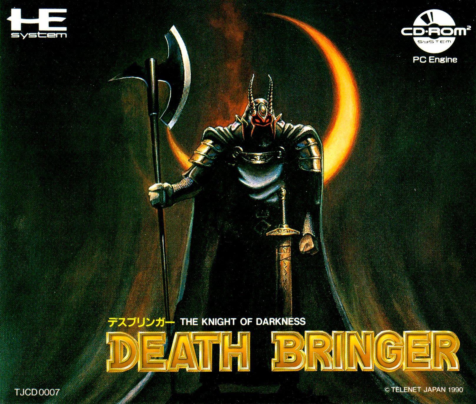 Death Bringer PDF Free Download