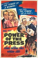 Affiche Power Of The Press