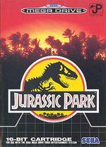 Jaquette Jurassic Park