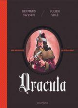 Couverture Dracula (Les méchants de l'histoire)
