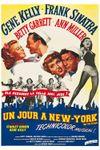 Affiche Un jour à New York