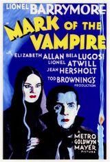 Affiche La Marque du vampire
