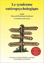 Couverture Le système entéropsychologique