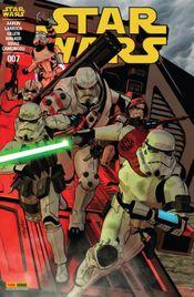 Couverture La revanche de l'astromécano - Star Wars (Panini Comics 2ème série), tome 7