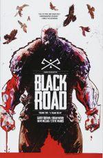 Couverture Black Road Volume 2: A Pagan Death