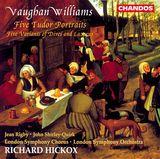 Pochette Five Tudor Portraits / Five Variants of Dives and Lazarus