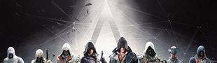 Cover Série Assassin's Creed