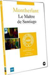 Affiche Le Maître de Santiago