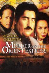 Affiche Murder on the Orient Express