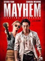 Affiche Mayhem - Légitime Vengeance