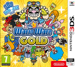 Jaquette Wario Ware Gold