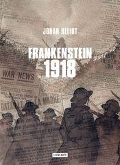 Couverture Frankenstein 1918