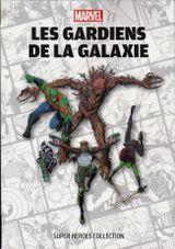 Couverture Les gardiens de la galaxie - Super Heroes Collection, tome 7