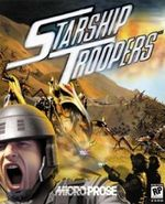 Jaquette Starship Troopers : Terran Ascendancy