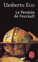 Couverture Le Pendule de Foucault