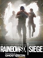 Jaquette Ghost Recon Wildlands : Rainbow Six Siege
